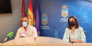 El PP propondrá en Pleno que el dinero de las Ferias y Fiestas de Guadalajara se invierta en test coronavirus a los vecinos