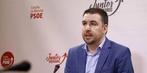 """El PSOE destaca que CLM es la segunda comunidad donde más ha bajado el paro y recalca """"Cuando vamos todos de la mano, avanzamos más rápido"""""""