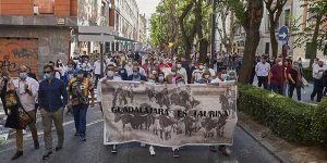Guadalajara dice sí a los toros en la nueva normalidad con un paseo taurino en defensa de la Tauromaquia con más de 4.000 personas