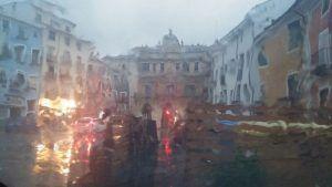 Guadalajara y Cuenca, en riesgo por lluvias y tormentas este jueves