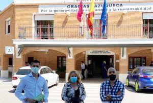 """Hormaechea """"El Gobierno de Blanco cierra un año de despropósitos e improvisaciones que llevan a Azuqueca a la deriva"""""""