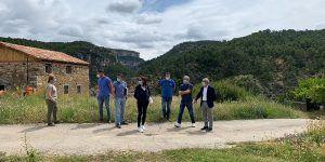 La Diputación dedica una partida de 100.000 euros a ayudar a todas las pedanías de la provincia de Cuenca