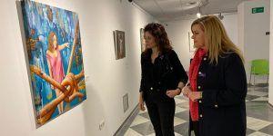 La sala de exposiciones de Princesa Zaida reabre sus puertas con la muestra ´Despiertas. Mujeres, Arte e Identidad´