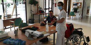 La Unidad de Daño Cerebral Sobrevenido del Instituto de Enfermedades Neurológicas de Castilla-La Mancha reanuda su actividad