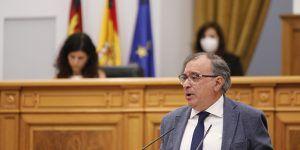 """Mora afirma que el pacto para la reconstrucción de CLM es """"fundamental"""" y afea la """"falta de diálogo"""" del PP"""