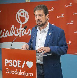 """Pérez Torrecilla """"El Gobierno regional está llegando a acuerdos históricos para recuperar Castilla-La Mancha en los que el único que no suma es el PP"""""""
