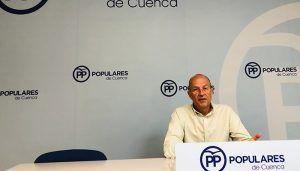 """Tortosa """"Page se preocupa de lavar su imagen y Núñez de buscar soluciones para la grave crisis de Castilla-La Mancha"""""""