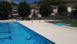 Ya está en marcha el servicio de reserva de plaza para la piscina municipal de Brihuega, que abrirá sus puertas el día 1 de julio