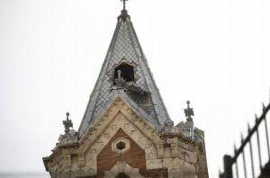 Adjudicada la obra de instalación del andamio de la torre de El Salvador