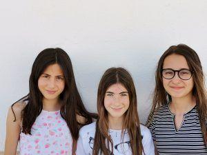 Alumnas del CEIP San Gil Abad de Motilla se alzan con el premio Jóvenes reporteros para el Medio Ambiente