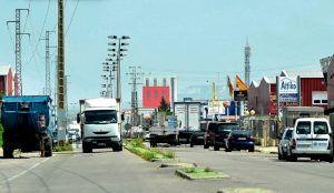 Cabanillas vuelve a pedir a la CHT autorización para construir la estación de bombeo de los polígonos