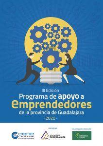 Cerrada la inscripción para la tercera edición del Programa de Apoyo a Emprendedores de la provincia, impulsado por CEOE-Cepyme Guadalajara