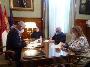 convenio diputación diócesis | Liberal de Castilla