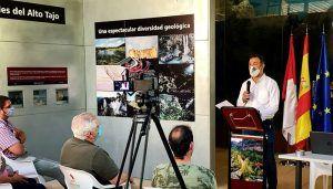 El Gobierno de Castilla-La Mancha celebra una Jornada divulgativa sobre los trabajos científicos y técnicos más relevantes del Parque Natural del Alto Tajo