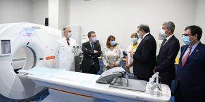 El Gobierno de Castilla-La Mancha ha renovado el 63 por ciento de los equipos de TC instalados en los hospitales públicos de la región