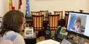 El Gobierno de Castilla-La Mancha y los grupos de PSOE y Cs avanzan en el seguimiento de las medidas económicas del pacto por la recuperación