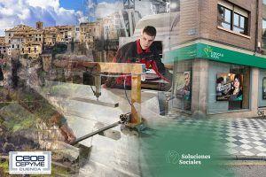 Eurocaja Rural colabora con CEOE-Cepyme Cuenca para combatir el impacto económico de la Covid 19
