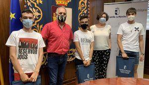 Fernández-Montes felicita a los mejores expedientes de la EVAU y del Bachibac de Guadalajara