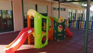 Huete reabre la escuela infantil durante los meses de julio y agosto