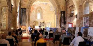 La AAISS anuncia el comienzo del proyecto de musealización de la Iglesia de Santiago