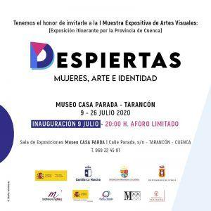 La Casa Parada de Tarancón acoge la exposición itinerante ´Despiertas. Mujeres, arte e identidad´