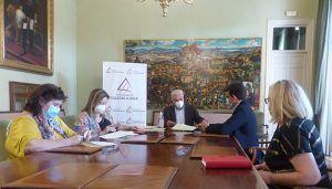 La Diputación de Guadalajara destina 25.000 € a actividades de la UAH y la UNED en la provincia