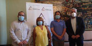 La Diputación de Guadalajara regulariza la recogida de residuos en Albalate de Zorita