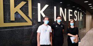 La EMD Sacedón y el centro Kinesia Health & Sport de Guadalajara firman un convenio de colaboración para beneficio de sus deportistas