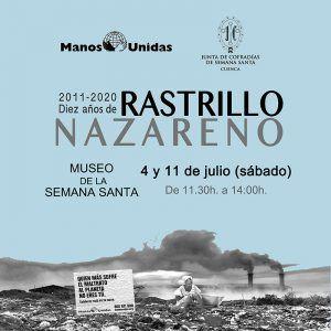 La JdC y Manos Unidas reactivan la décima edición del Rastrillo Nazareno