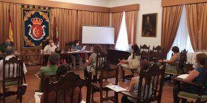 La Junta Directiva de CEDER Alcarria Conquense retoma las reuniones presenciales tras la etapa del Estado de Alarma