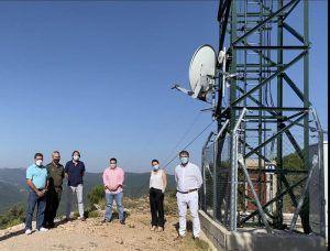 La Junta invierte 11 millones de euros para desplegar 152 antenas en las zonas más despobladas de la región