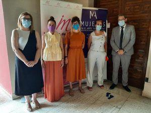 La Junta reitera la importancia de reconocer y visibilizar el papel de las mujeres artistas de Castilla-La Mancha