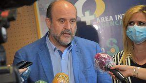 """Martínez Guijarro """"Buscamos herramientas para incentivar la instalación de empresas en zonas escasamente pobladas"""""""