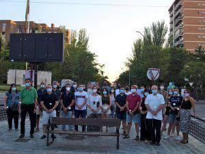 NNGG Guadalajara recuerda el legado de Miguel Ángel Blanco