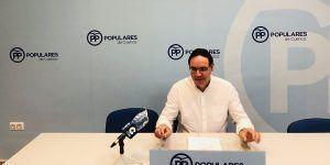 """Prieto pide exige a Page """"transparencia y eficacia"""" ante los temidos rebrotes del coronavirus en toda Castilla-La Mancha"""