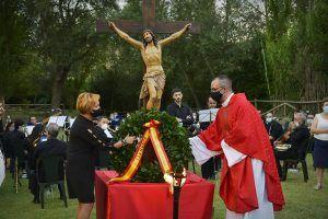 San Clemente rinde homenaje a los fallecidos durante el Estado de Alarma