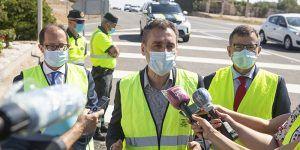 Tierraseca pide prudencia al volante para que no haya más muertes y defiende la utilidad de las campañas de concienciación
