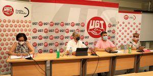 UGT denuncia abandono de las residencias de mayores de CLM durante la pandemia y urge a convocar el diálogo social