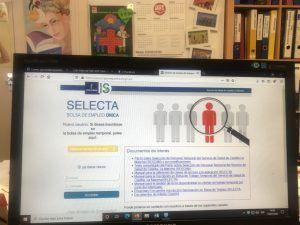 UGT insta al SESCAM a que actualice los listados de la bolsa de trabajo