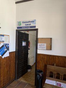 El Ayuntamiento de Fuentenovilla solicita a la Junta mejoras en el consultorio médico del pueblo