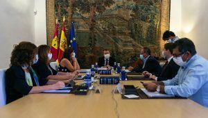 El Gobierno autonómico aprobará medidas adicionales frente a la COVID que consensuará previamente con los sectores más afectados