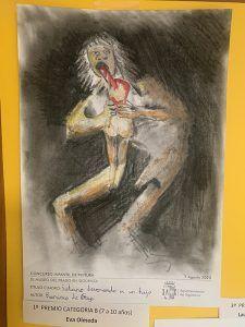 """""""El museo del Prado en Sigüenza"""", visto con ojos de niño"""