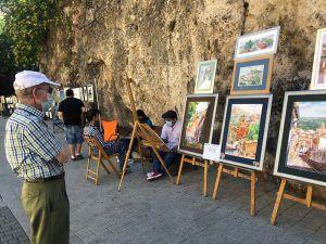 El Paseo del Arte de Cuenca se suspende temporalmente ante las nuevas medidas de prevención por la Covid-19