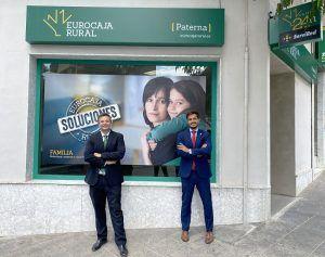 Eurocaja Rural hace frente a la recesión motivada por la COVID-19 abriendo nueva oficina en la localidad valenciana de Paterna