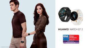 Huawei gana dos premios EISA, Mejor cámara para teléfono inteligente con HUAWEI P40 Pro y Mejor reloj inteligente por HUAWEI WATCH GT 2