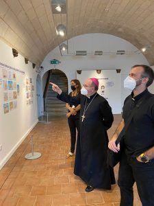 Inaugurada la exposición #Yomequedoencasa en la Catedral de Cuenca
