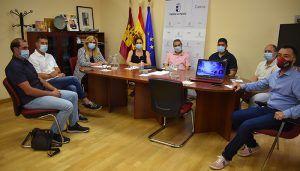 Junta, Ayuntamiento y Diputación Provincial aplauden la creación de la Asociación de Clubes Deportivos de Cuenca