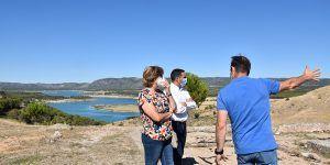 La Diputación de Cuenca ayudará por primera vez a la Asociación de Municipios Ribereños de Entrepeñas y Buendía