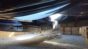 La Guardia Civil cree que el helicóptero robado de Prado de los Esquiladores iba a ser utilizado para transportar droga
