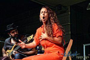 Las dos almas de Rosario La Tremendita cautivan al público de Estival Cuenca